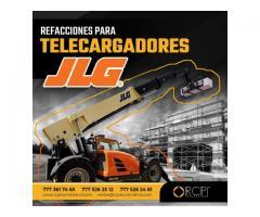 REFACCIONES PARA TELECARGADORES JCB