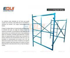 Modulo de Andamio de 2 x 1.56 Equiconstructor