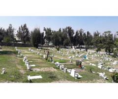Fosa cuádruple Jardín Reconciliación Jardines del Recuerdo