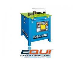 Dobladora de Varilla Eléctrica DEL-36