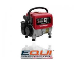 Marca Honda   Modelo: EG 1000N 1000 Watts