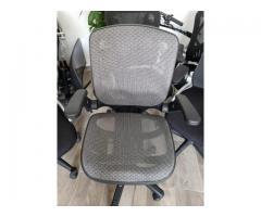 sillas secretarial para oficina