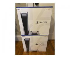 Sony PS5 Blu-Ray Edition Console