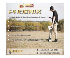 Potente escáner de tierra Phoenix / Nuevo 2021