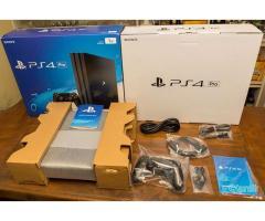en venta Sony PS VR / Ps4 Pro 1TB console con Cuatro juegos $200 dolares