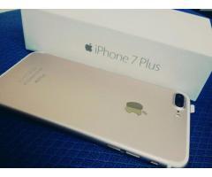 en venta Apple iPhone 7 Plus ORO 256gb $250 dolares