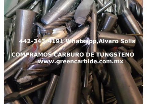 CARBURO DE TUNGSTENO EN CUAUTITILAN