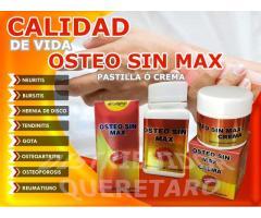 Osteo Sin Max - Distribuidor oficial