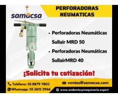 Perforadora neumática Sullair