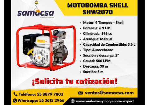 Motobomba Shell