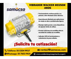 Vibrador Wacker Neuson AR26