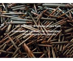 COMPRA CORTADORES DE CARBURO EN TORREON