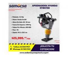 Apisonadora Hyundai 1400 kg