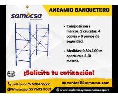 Andamio Banquetero