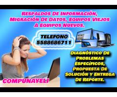 •Cómputo, reparación de equipo de cómputo en Naucalpan COMPUNAYELI