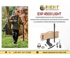 Escáner de suelo ligero de nivel de entrada EXP 4500