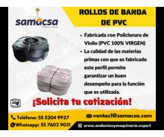 Banda de PVC