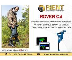 Detector de tesoros profundos ROVER C4