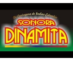 LA SONORA DINAMITA CONTRATACIONES EN MEXICO