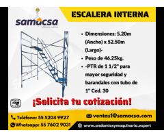 Samacsa Escalera