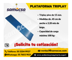 Samacsa Triplay