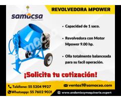 Samacsa 1 saco línea Hypermaq