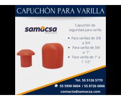 Capuchon de seguridad para Varilla - Samacsa
