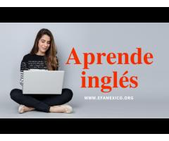 Aprende o practica inglés desde casa con maestros extranjeros