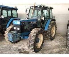 tractor agricola ford 7740