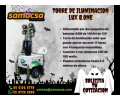 Torre de ilumincion LUX B.one