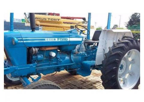 tractor agricola ford 6600