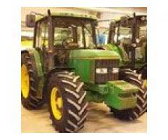 tractor agricola john deere 6400