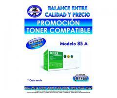 TONER COMPATIBLE 85A