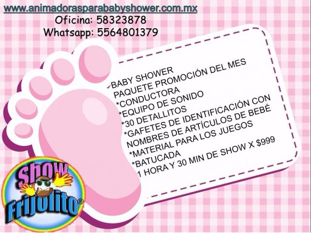 Baby Shower Mixto Sin Juegos ~ Juegos Para Baby Shower Mixtos Fiestas Y  Eventos Benito