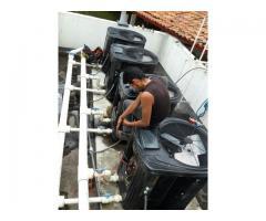 Reparación de calefacción para alberca