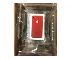 NUEVO Apple iPhone 7 Plus (PRODUCT) ROJO: Número de Whatsap: +447452264959