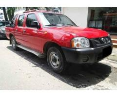 pickup frontier 2005