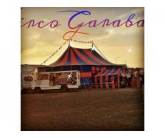 Circo garabatos lo mejor para tus eventos