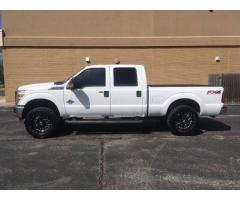Ford F250 super duty año 2015