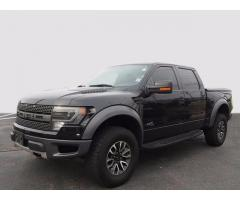 2013 Ford F-150 SVT Raptor Super Crew 4WD