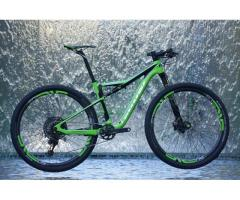 2017 CANNONDALE SCALPEL-SI RACE