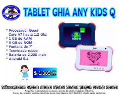 TABLET GHIS ANY KIDS