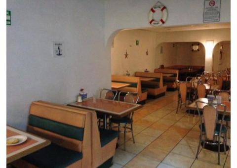 TRASPASO RESTAURANT-CAFETERIA