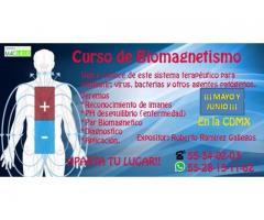 BIOMAGNETISMO CURSO