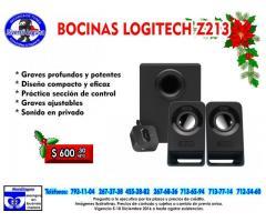 BOCINAS LOGITECH Z213