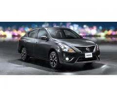 Nissan Versa credito o contado los mejores planes