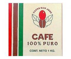 EXPENDIO DE CAFE TOSTADO EN GRANO Y MOLIDO