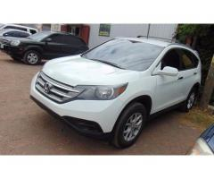 Honda CRV Limited modelo 2014
