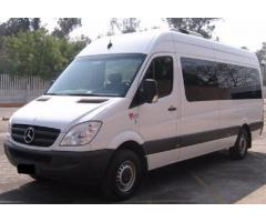 Mercedes Benz Sprinter 415 cdI Wagon modelo 2014