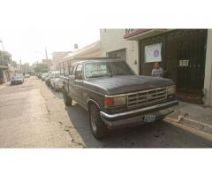 camioneta ford modelo 88 cabina y media